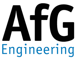 AfG Engineering AB Retina Logo